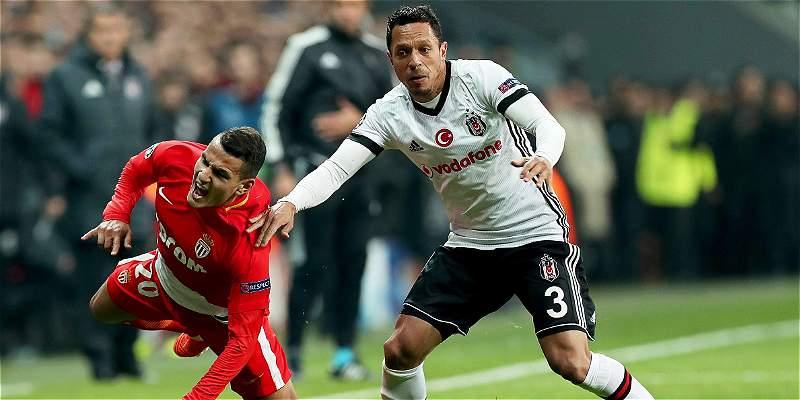 Mónaco se aleja de los octavos de Champions: empató 1-1 con Besiktas