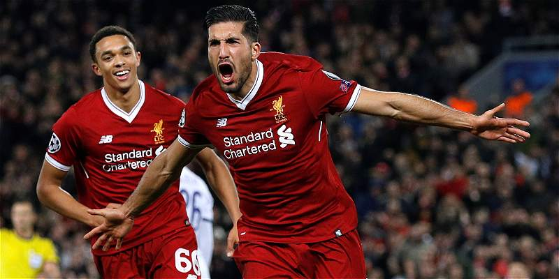 Anfield engalanó la Champions y Liverpool venció 3-0 a Maribor