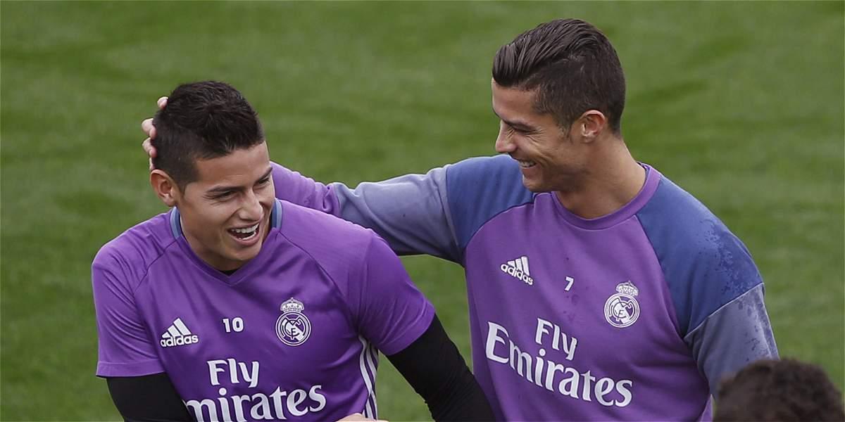Cristiano sobre el caos: 'Pepe, Morata y James nos hacían más fuertes'