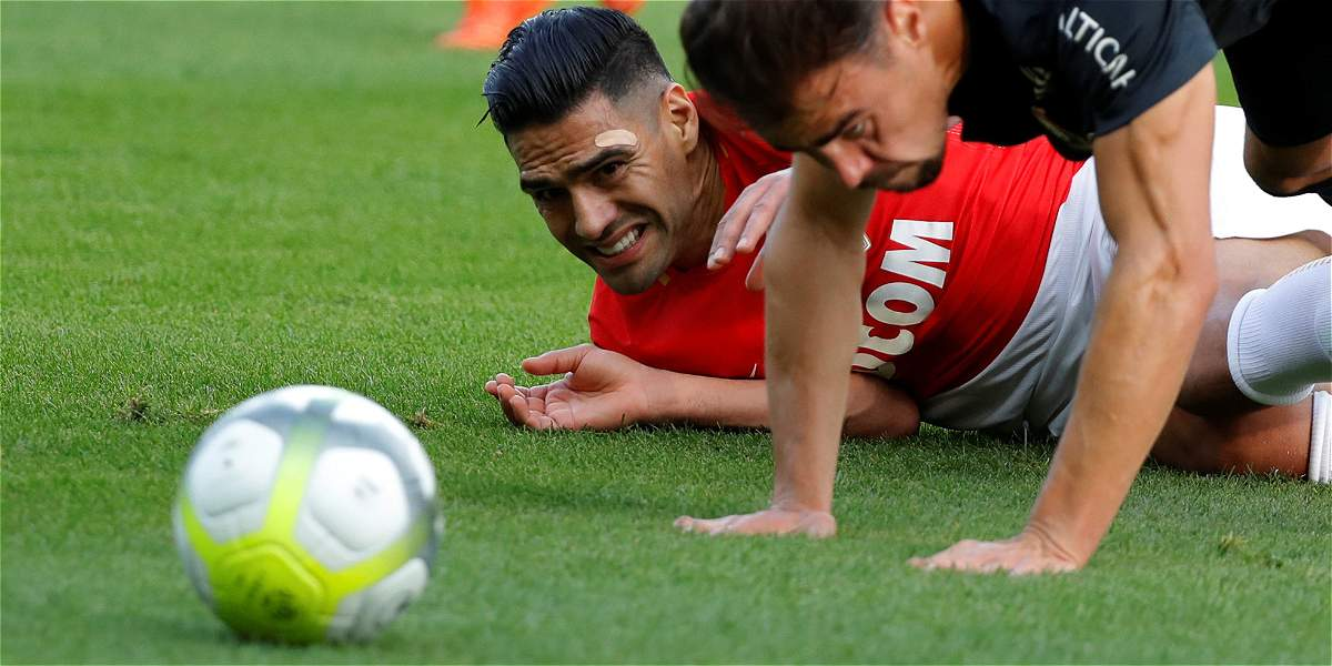 Falcao y el Mónaco, a levantarse en la Champions contra el Leipzig