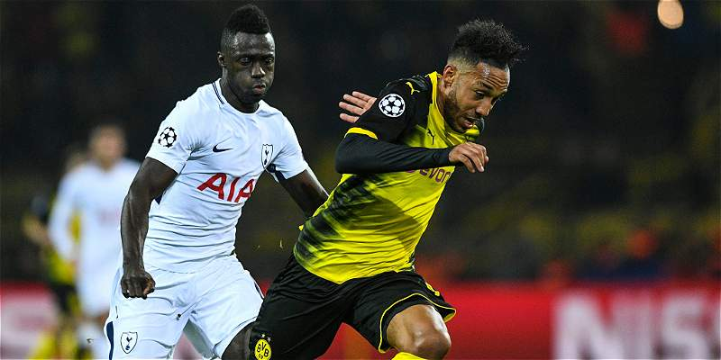 Borussia y Tottenham
