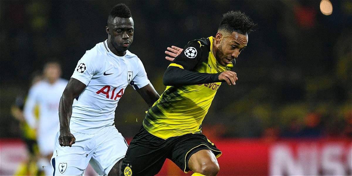 ¡Líderes en Champions! Tottenham, con Dávinson, venció 1-2 al Dortmund