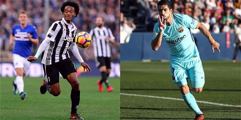 Juventus vs. Barcelona, de nuevo en Champions