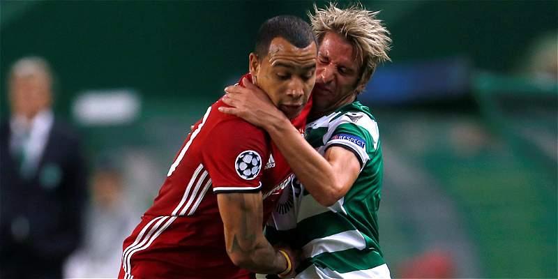 Sporting venció 3-1 a Olympiacos y lo eliminó de toda competencia