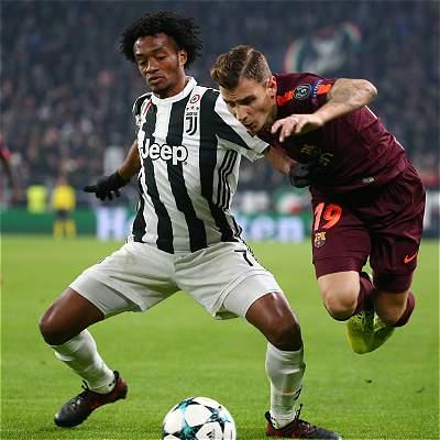 Juventus empató 0-0 con Barcelona y aplazó su clasificación a octavos