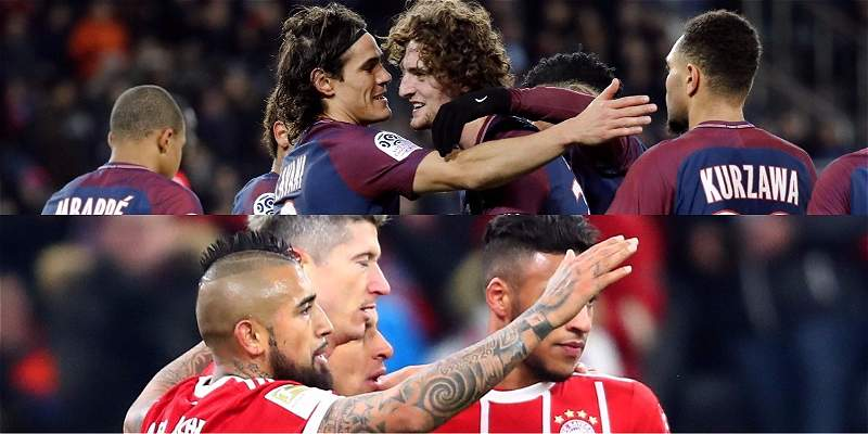 Bayern vs. PSG