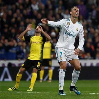 Real Madrid gana, pero no convence: 3-2 al Borussia Dortmund