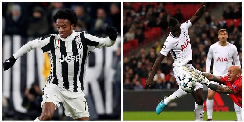 Juventus vs. Tottenham: la serie de octavos con tinte colombiano