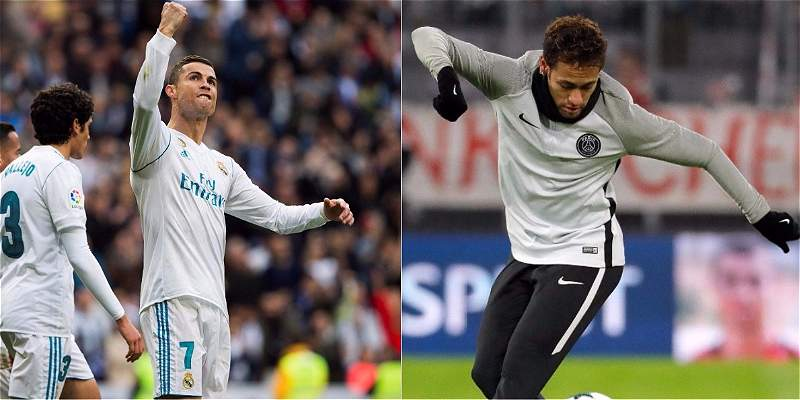 Real Madrid vs. PSG
