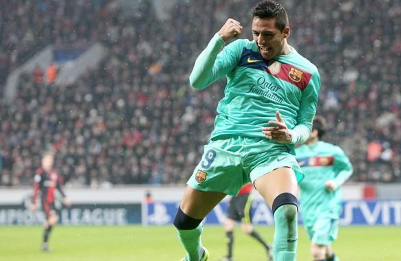 Barcelona venció 1-3 al Bayer Leverkusen en octavos de la 'Champions'