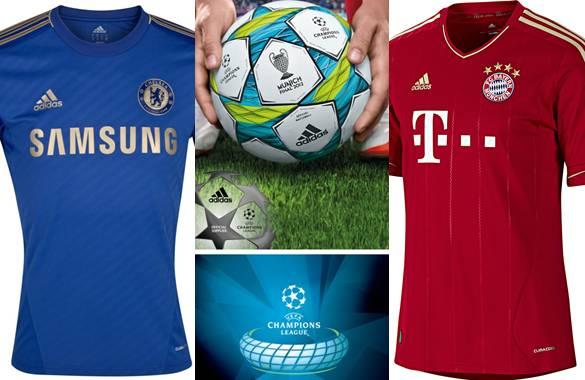 Estos los ganadores de obsequios de Futbolred y Adidas por 'Champions'