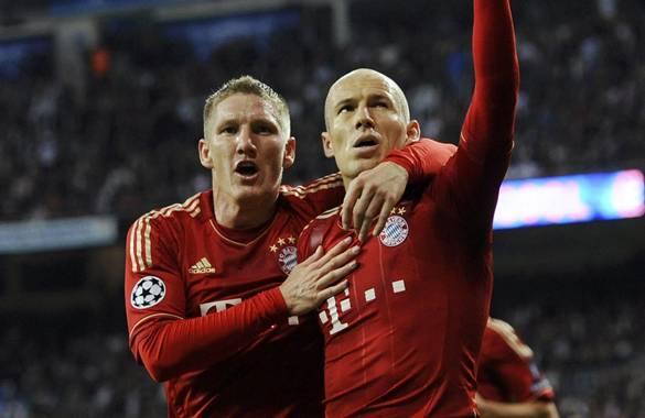 Bayern usará camiseta tradicional en final de la Liga de Campeones