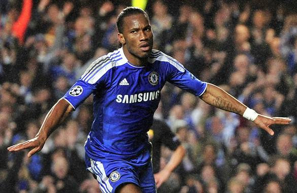 Didier Drogba, el artillero que no se oxida