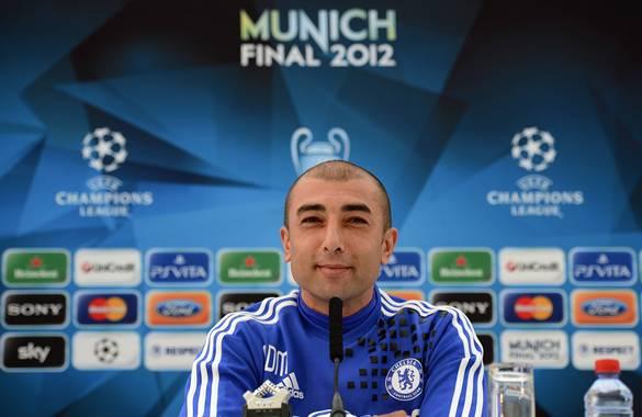 Roberto Di Matteo, el DT interino que resucitó al Chelsea