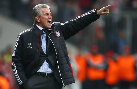Heynckes, en busca de su segunda 'Champions' y la quinta para Bayern