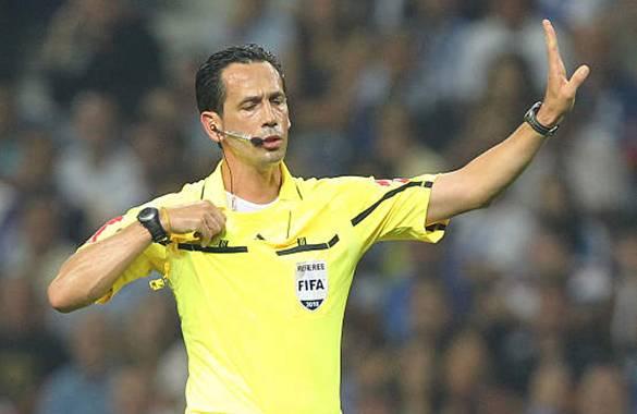 Portugués Proença, árbitro de la final de la Liga de Campeones