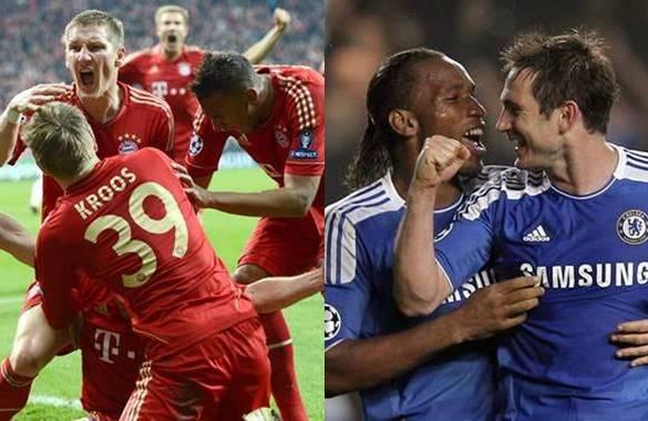 Bayern busca romper la maldición del anfitrión ante un eficaz Chelsea