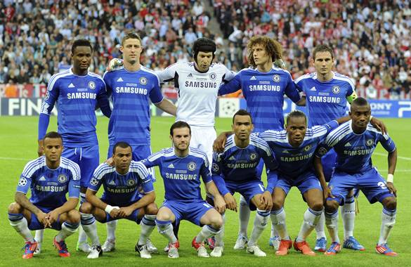 Chelsea y Atlético de Madrid se enfrentarán en la Supercopa de Europa