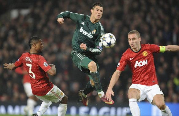 Real Madrid está en cuartos de la 'Champions': venció 1-2 a Manchester