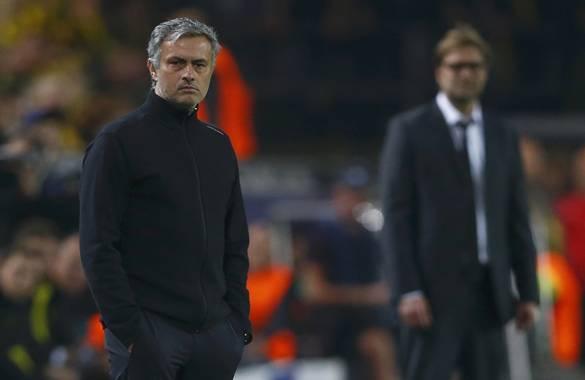 Mourinho expresó que el resultado contra el Dortmund