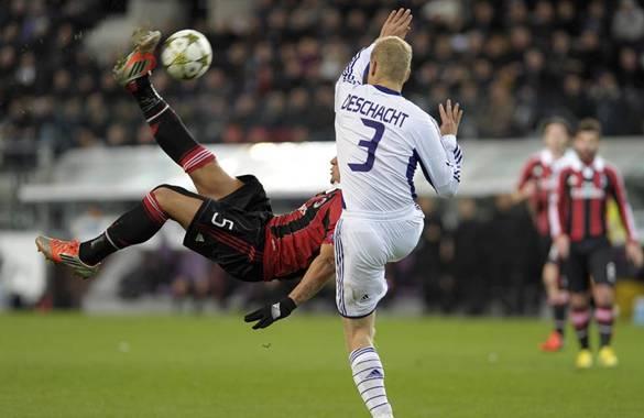 Top 10: los golazos de la Liga de Campeones 2012-2013