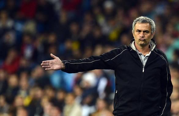 """Mourinho, más irónico que nunca: """"El Barcelona es superfavorito""""  IMAGEN-11504381-2"""