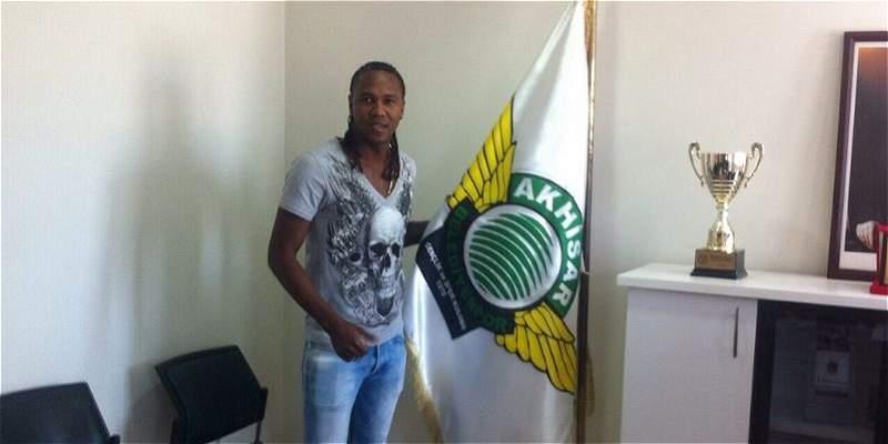 Hugo Rodallega tiene nuevo equipo: jugará en  Akhisar Belediyespor