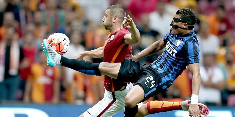 Jeison Murillo se afianza en el Inter: 90 minutos contra Galatasaray