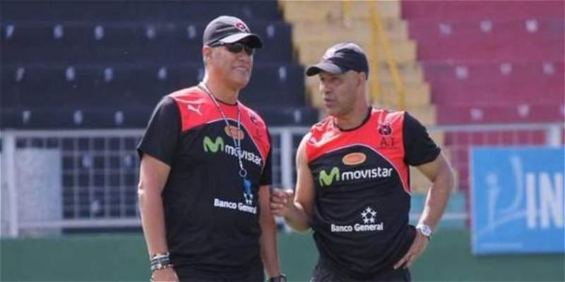 Hernán Torres debutó en Costa Rica con Alajuelense y ya es líder
