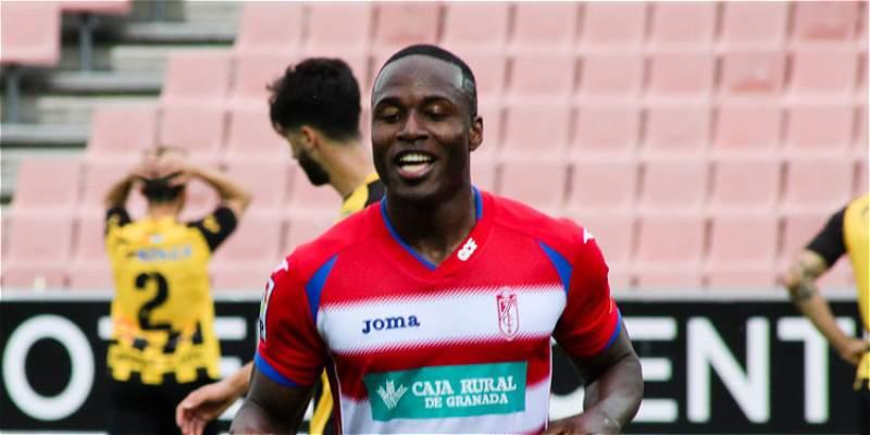 Wilson Cuero tiene nuevo equipo: pasó de Granada a Cádiz