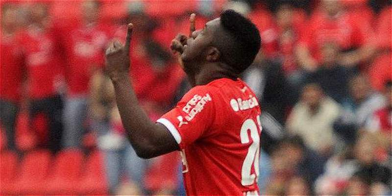 José Valencia difundió un video que complica a Independiente