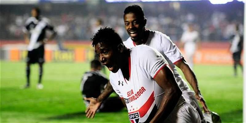 Guisao se estrenó con Sao Paulo: marcó en el 3-0 sobre Ponte Preta