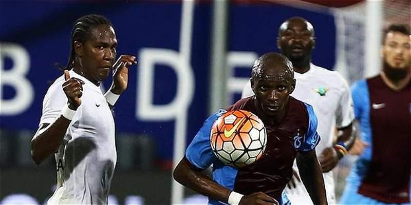 Hugo Rodallega anotó nuevamente en el fútbol de Turquía