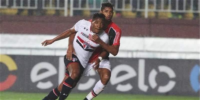 Empate del Sao Paulo de Juan Carlos Osorio: 0-0 con el Joinville