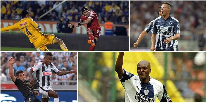 20 futbolistas colombianos entre 156 extranjeros que juegan en México