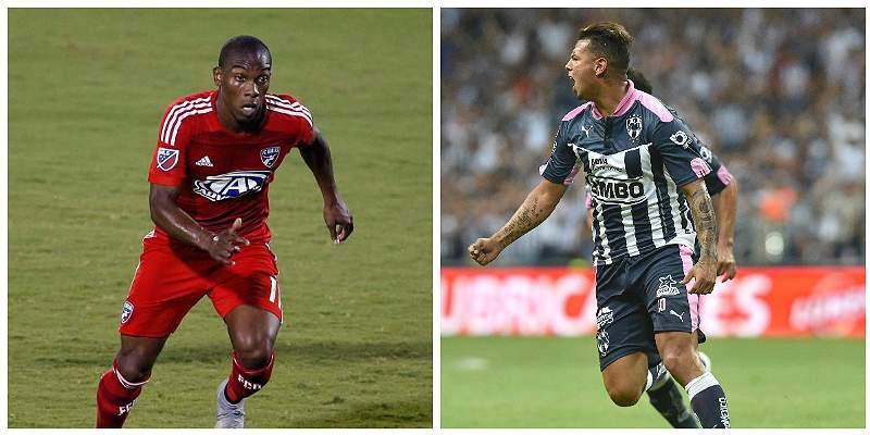 Cardona y Castillo, destacados en México y la MLS por su buen nivel