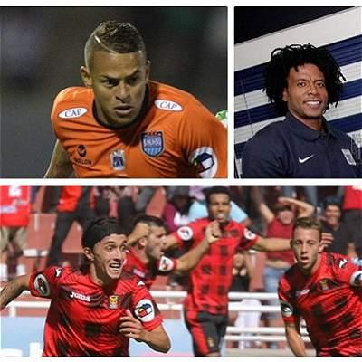 Jugadores colombianos en Perú