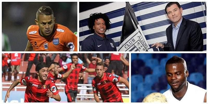Jugadores colombianos en la liga de per colombianos en Divorcio de colombianos en el exterior