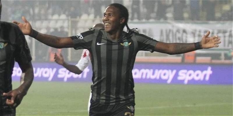 Hugo Rodallega hizo \'hat-trick\' con el Akhisar, en Turquía