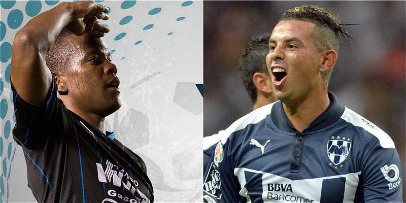 Candelo marcó un golazo y Cardona vio la roja en Rayados 3-Querétaro 2