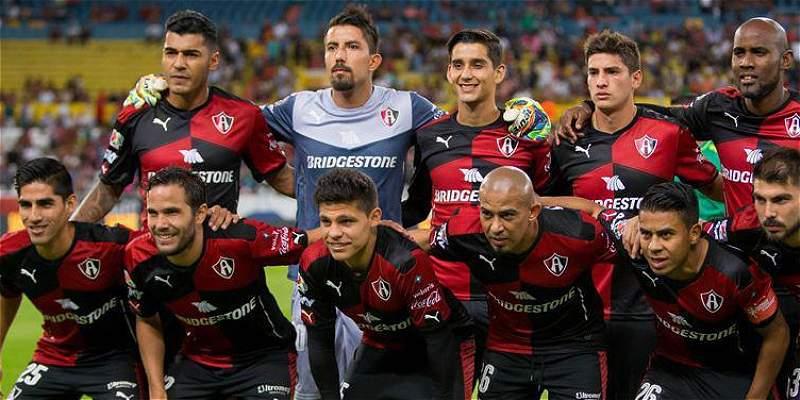 Gol de Jéfferson Duque en la igualdad de Atlas 1-1 contra León
