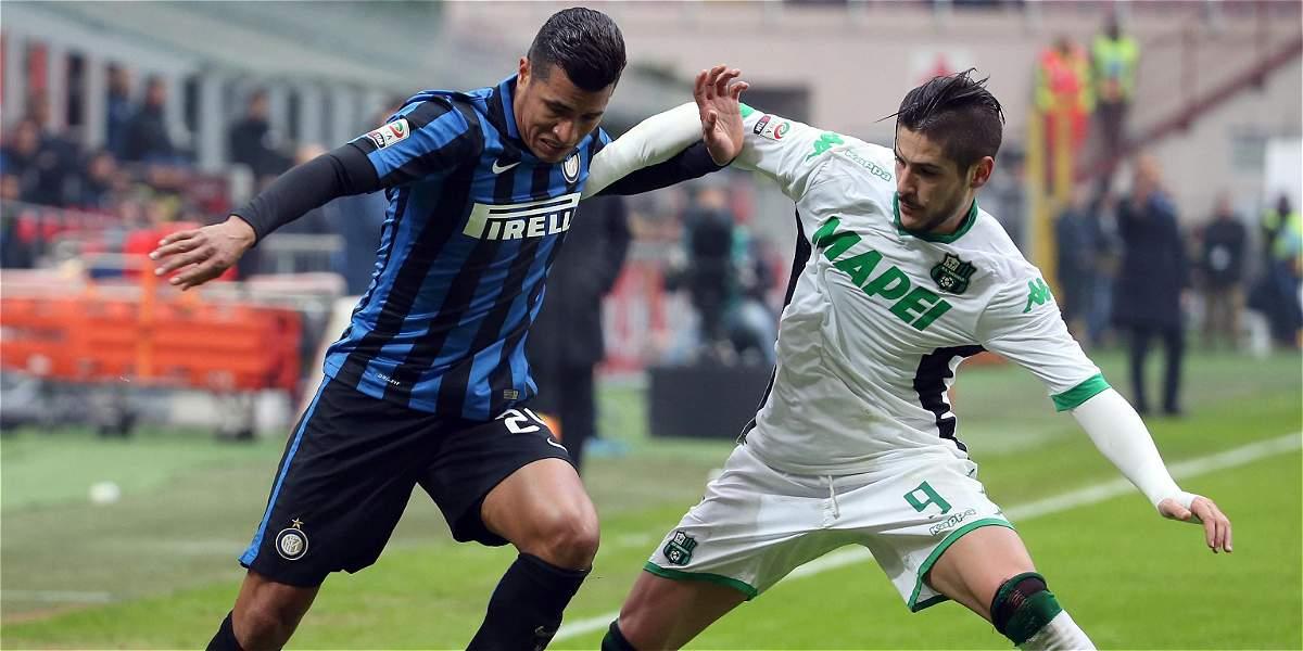 Jeison Murillo, opción para conseguir dinero en el Inter de Milan