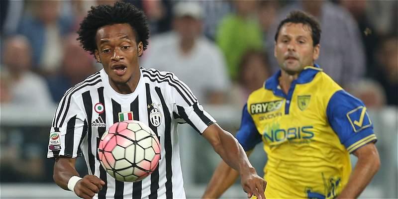 Juventus no renuncia a Cuadrado: prepara propuesta para el Chelsea
