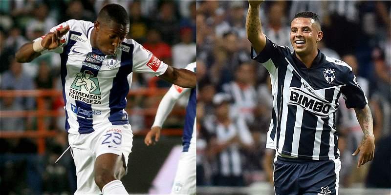 Murillo y Cardona, entre los nominados a mejores jugadores en México