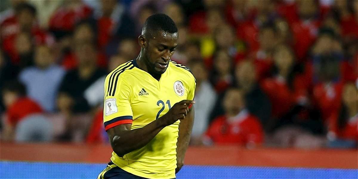 Agente de Jackson Martínez está en Europa buscándole club al delantero