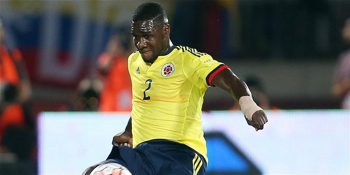 Cristian Zapata fue operado con éxito de su tobillo izquierdo