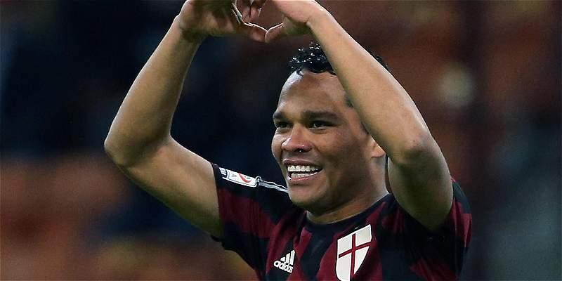 Carlos Bacca no cede: una vez más le dijo que no a West Ham