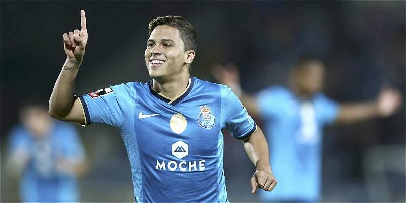 Quintero no jugó en Porto y su DT fue cortante al referirse a él