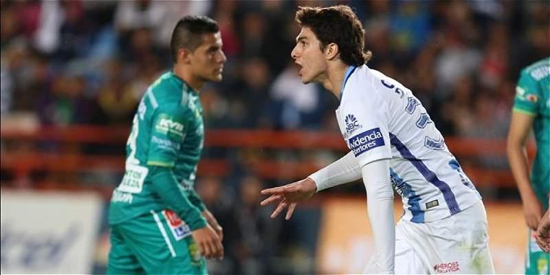 Medina y Morelo le dieron el triunfo a Pachuca 0-2 sobre Chiapas
