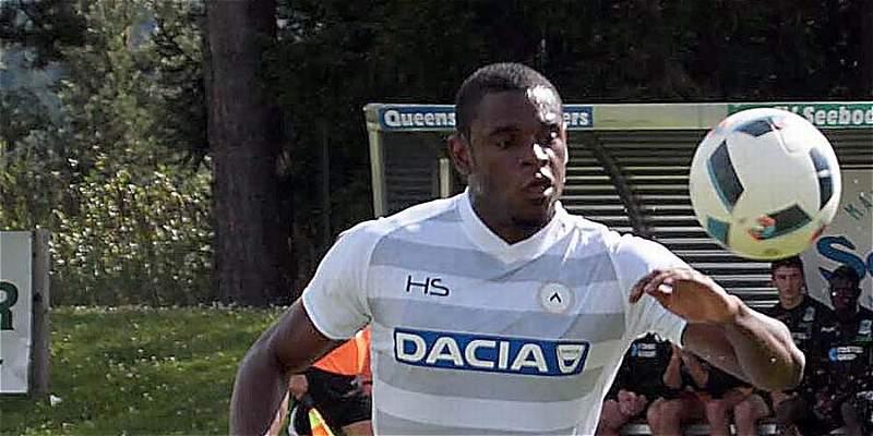 Con gol de Duván Zapata, Udinese venció 1-2 a Akhisar Belediyespor